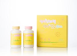 영양비타민 & 영양칼슘 플러스 출시